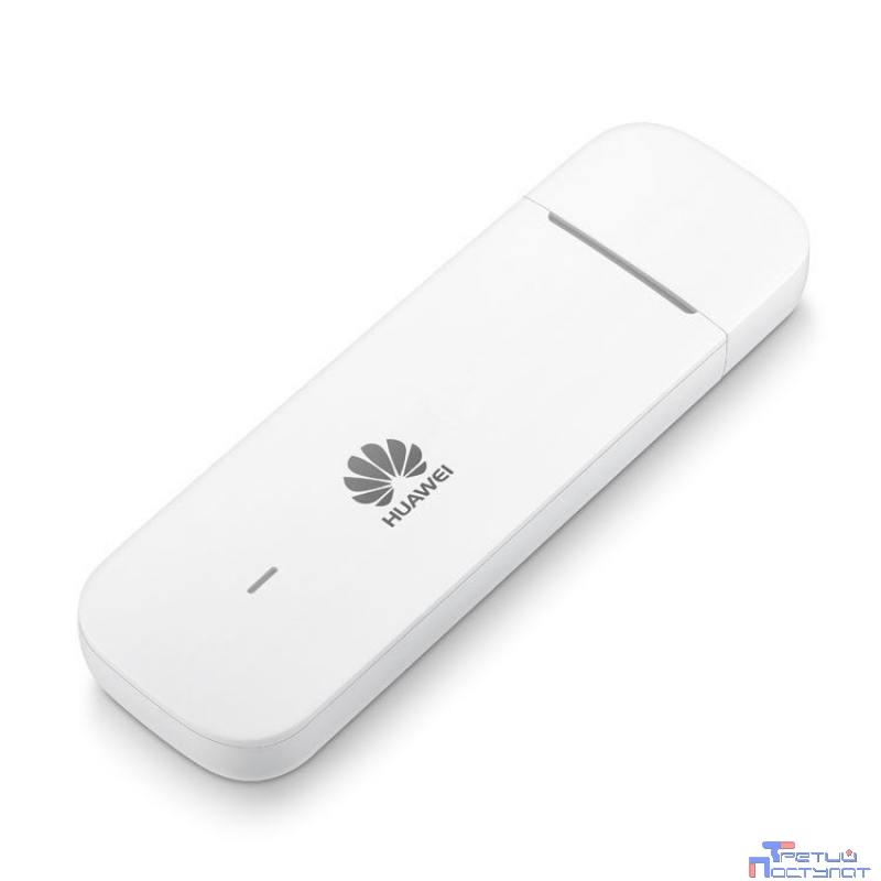 HUAWEI 51071KAJ Модем E3372H-153 2G/3G/4G USB внешний белый