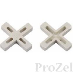ЗУБР 33811-2 Крестики для кафеля, 2мм, 200шт
