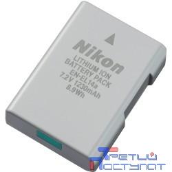Аккумулятор Nikon EN-EL14a  [VFB11408]