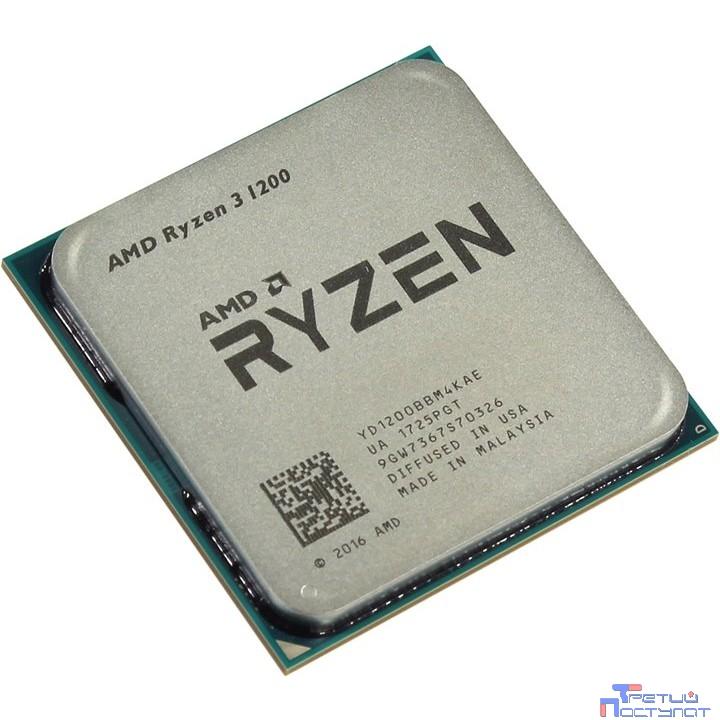 CPU AMD Ryzen 3 1200 OEM {3.1GHz, 8MB, 65W, AM4}