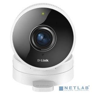 D-Link DCS-8100LH/A1A 1 Мп беспроводная облачная сетевая HD-камера, день/ночь, с ИК-подсветкой до 5 метров, углом обзора по горизонтали 180° и слотом для карты microSD