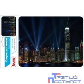 Коврик для мыши Buro BU-M80010 рисунок/Гонконг [291857]