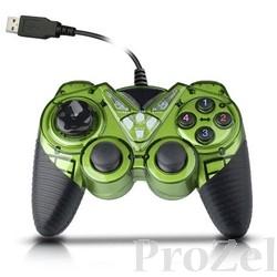 3Cott Single GP-05 зеленый USB [3Cott-GP-05GR]