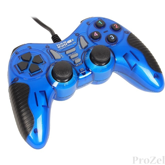 3Cott Single GP-06 синий USB