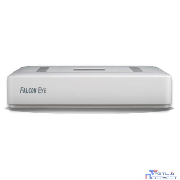 Falcon Eye FE-1104MHD light 4-х канальный гибридный(AHD,TVI,CVI,IP,CVBS) регистратор; Видеовыходы: VGA;HDMI; Видеовходы: 4xBNC;Разрешение  записи до 1080N; Запись видео: 1080N*50fps,720P/960H*100fps