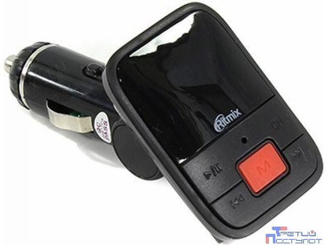RITMIX FMT-A745  Автомобильный FM-трансмиттер