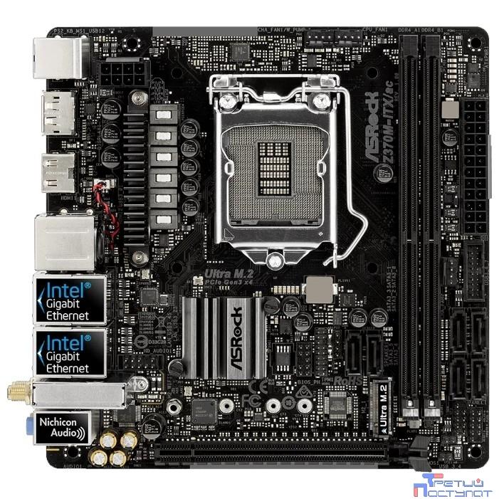 ASRock Z370M-ITX/AC RTL
