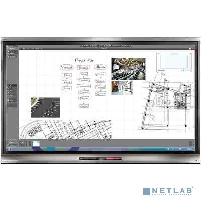 SMART kapp iQ 65 V2 Интерактивная панель с функционалом маркерной доски и удаленным взаимодействием