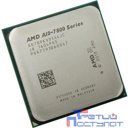 CPU AMD A10 X4 7890K OEM {4.1ГГц, 4Мб, SocketFM2+}