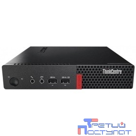 Lenovo ThinkCentre M710q Tiny [10MR004PRU] slim {i5-7400T/8Gb/1Tb/W10Pro/k+m}