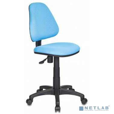 Кресло детское Бюрократ KD-4/TW-55 голубой TW-55