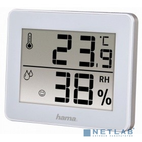 Термометр Hama TH-130 белый [360923]