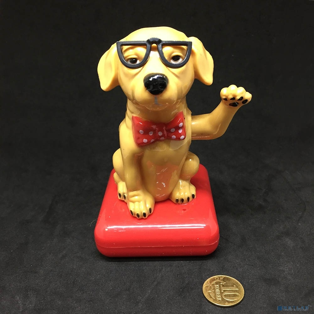 Espada Сувенир Счастливая собака на солнечной батарее (E-SBD) (43194)