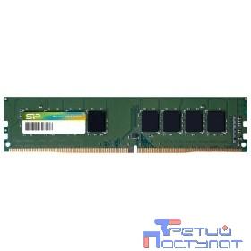 Silicon Power DDR4 DIMM 8GB SP008GBLFU240B02 PC4-19200, 2400MHz