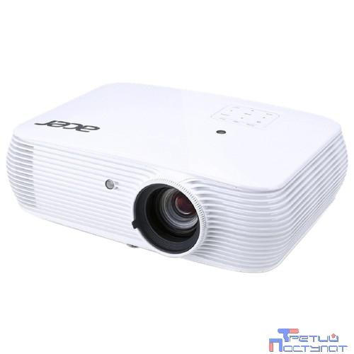 Acer P5530 [MR.JPF11.001] {DLP 3D, 1080p, 4000lm, 20000/1, HDMI, RJ45, 16W, Bag, 2.7kg}