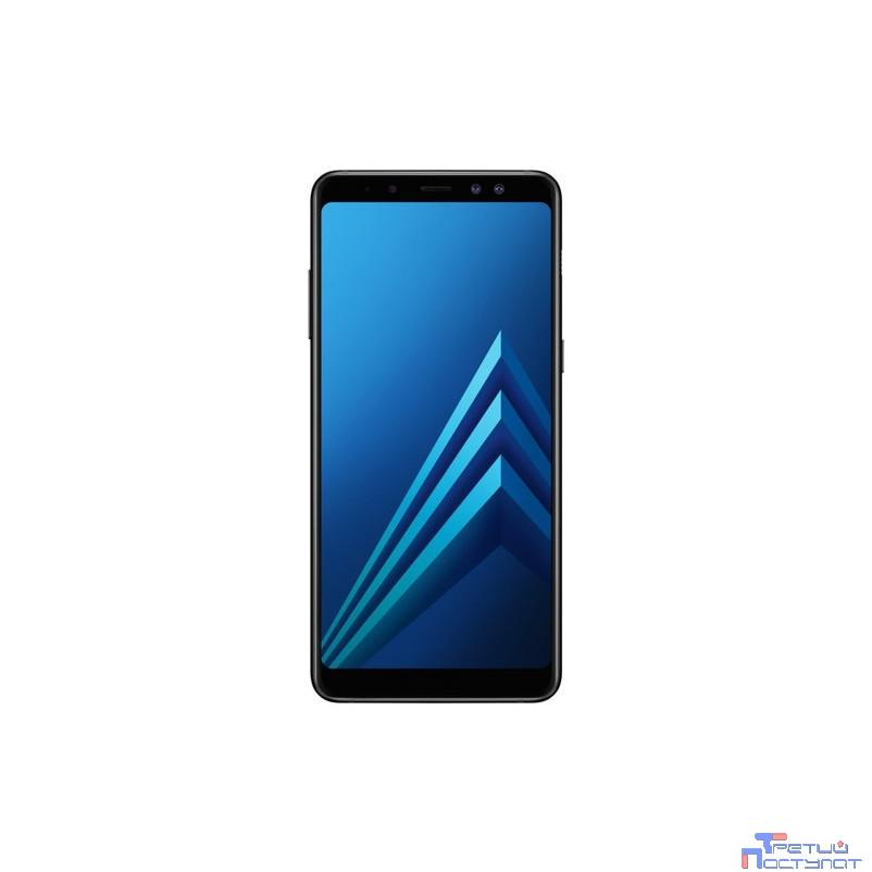 Samsung Galaxy A8 (2018) SM-A530F/DS Black (черный) {5.6'' (2220x1080)IPS/Exynos 7885 Octa/32Gb/4Gb/3G/4G/16MP+16MP/8MP/Android 8.0} [SM-A530FZKDSER]