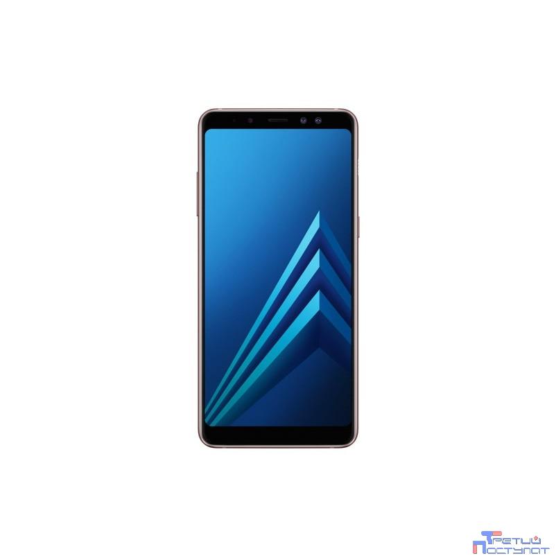 Samsung Galaxy A8 (2018) SM-A530F/DS blue (синий) {5.6'' (2220x1080)IPS/Exynos 7885 Octa/32Gb/4Gb/3G/4G/16MP+16MP/8MP/Android 8.0} [SM-A530FZBDSER]