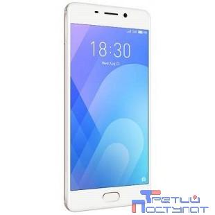 Meizu M6 Note Gold 16GB {5.5'' (1920х1080)IPS/Snapdragon 625 (MSM8953)/16Gb/3Gb/3G/4G/12MP+5MP/Android 7.0} [MZU-M721H-16-GD]
