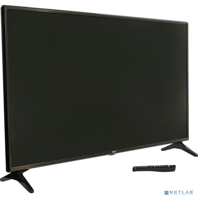 LG 43'' 43LV340C черный {FULL HD/60Hz/DVB-T2/DVB-C/DVB-S/USB (RUS)}