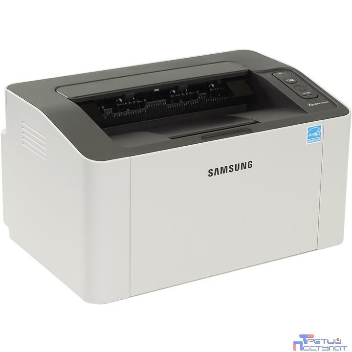 SAMSUNG SL-M2020XEV/FEV  SS271B#BB7 {Лазерный, 20стр/мин, 1200x1200dpi, USB2.0, A4}