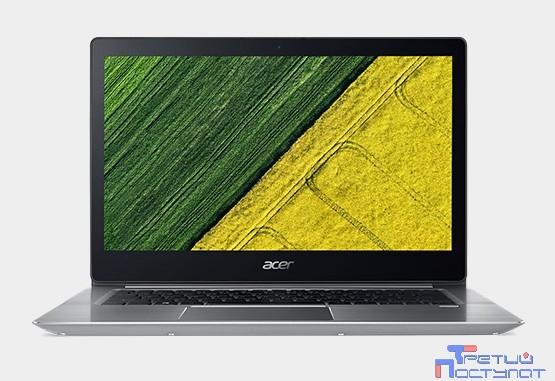 Acer Swift 3 SF314-52-37YG [NX.GNUER.014] silver 14
