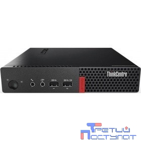Lenovo ThinkCentre M710q Tiny [10MRS03T00] slim {Pen G4560T/4Gb/1Tb/DOS/k+m}