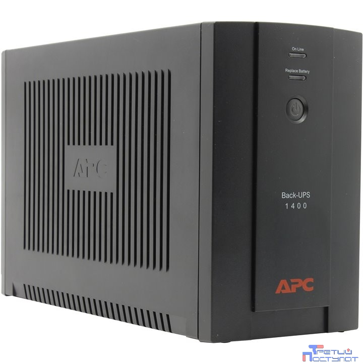 APC Back-UPS 1400VA BX1400U-GR {евророзетки}
