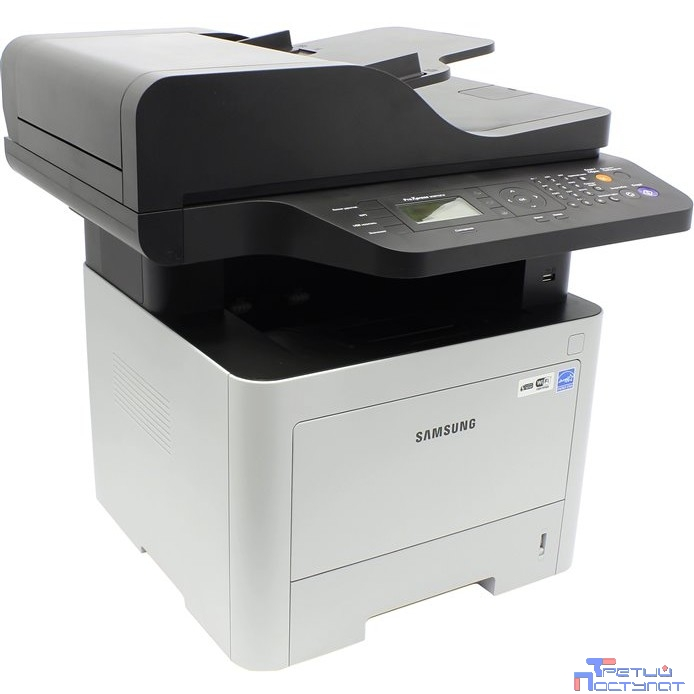 SAMSUNG SL-M3870FW/XEV SS378G  {A4, P/C/S/F,38стр./мин,1200x1200dpi,256Мб,USB,Eth,adf, дуплекс }
