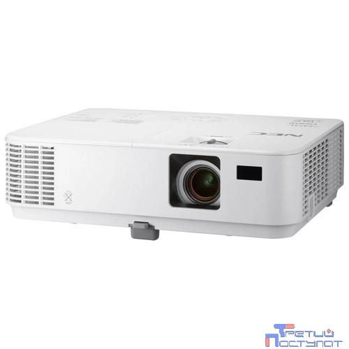 NEC V302H(G) {DLP, 1920x1080 3300 ANSI Lm, 8000:1, VGA, HDMI x2, USB (тип B), RS-232, 3500 ч.}