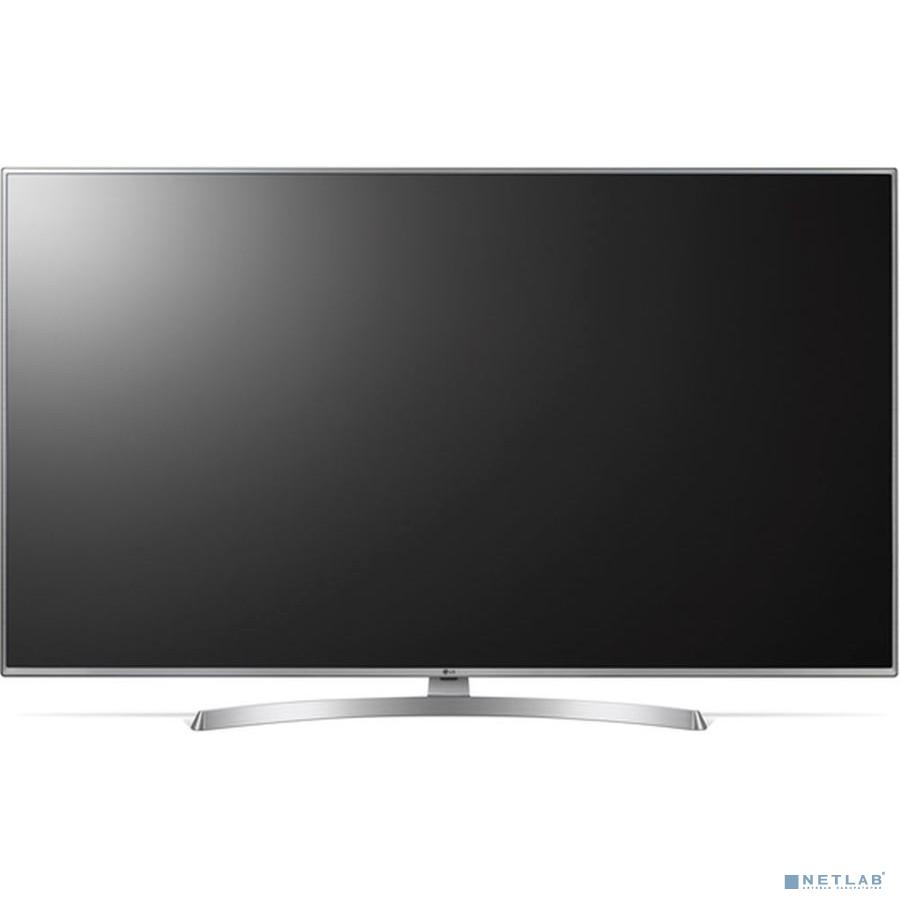 LG 65'' 65UK6710PLB серебристый {Ultra HD/100Hz/DVB-T2/DVB-C/DVB-S2/USB/WiFi/Smart TV (RUS)}