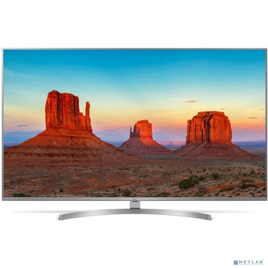 LG 65'' 65UK7550PLA титан {Ultra HD/100Hz/DVB-T2/DVB-C/DVB-S2/USB/WiFi/Smart TV (RUS)}