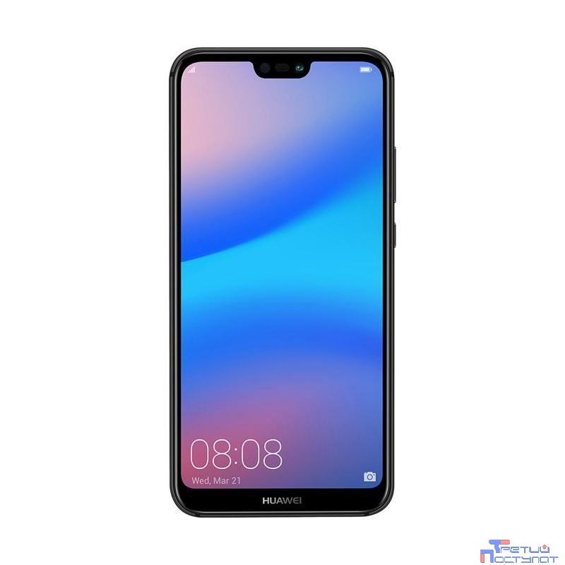 Huawei P 20 lite black 64Gb {5.84