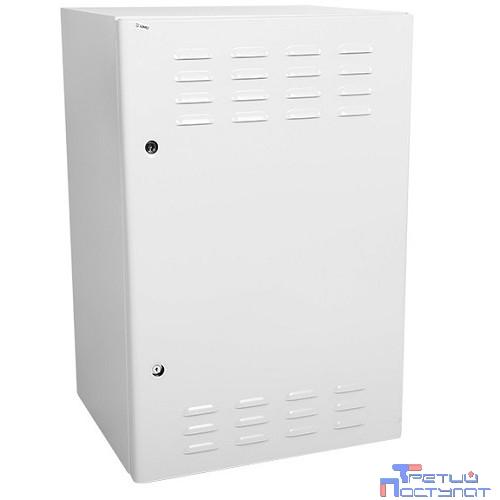 ЦМО! Шкаф уличный всепогодный настенный укомплектованный 6U (Ш600 х Г500), комплектация T1-IP54  (ШТВ-Н-6.6.5-4ААА-Т1)