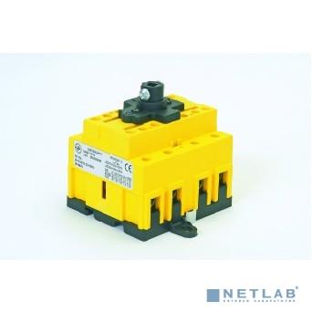 Dkc AE6304B Выключатель нагрузки четырёхполюсн.  с установк.на монтажн.плату на63А