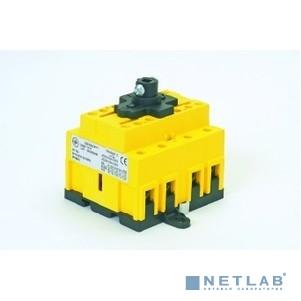 Dkc AE8003B Выключатель нагрузки трёхполюсный  с установк. на монтажн.плату на 80А