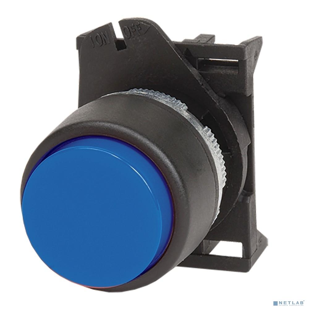 Dkc ABDTR4 Кнопка выпуклая без фиксации, синяя