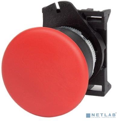 Dkc ABHT1R4N Кнопка грибовидная без фиксации, красная д. 40