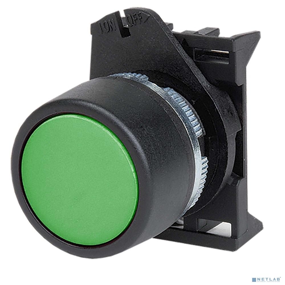 Dkc ABHTR2 Кнопка плоская без фиксации,  зеленая