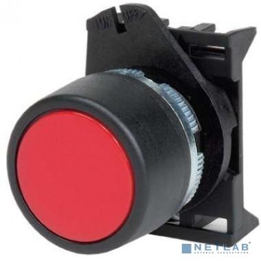 Dkc ABHTR3C Кнопка плоская без фиксации, желтая - серия Хром