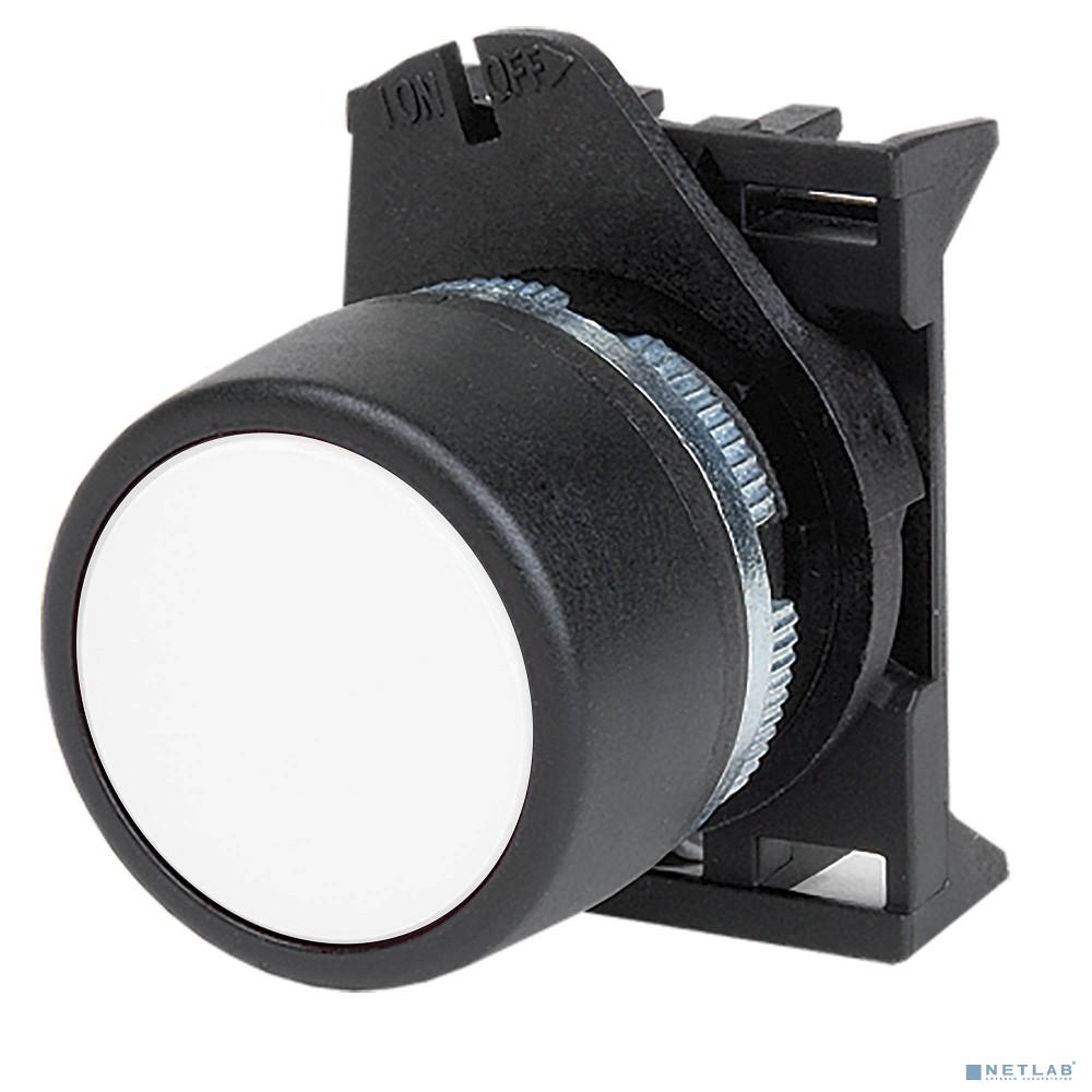 Dkc ABHTR5 Кнопка плоская без фиксации, белая