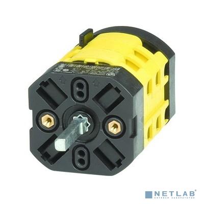 Dkc AS1222R Переключатель кулачковый для вольтметра  на 7 положений для2 отдельных цепей на 12А