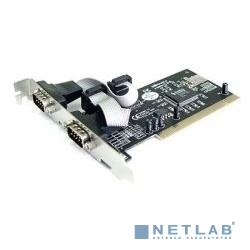 Контроллер STLab (I142) 2 Port serial I/O card PCI RTL.