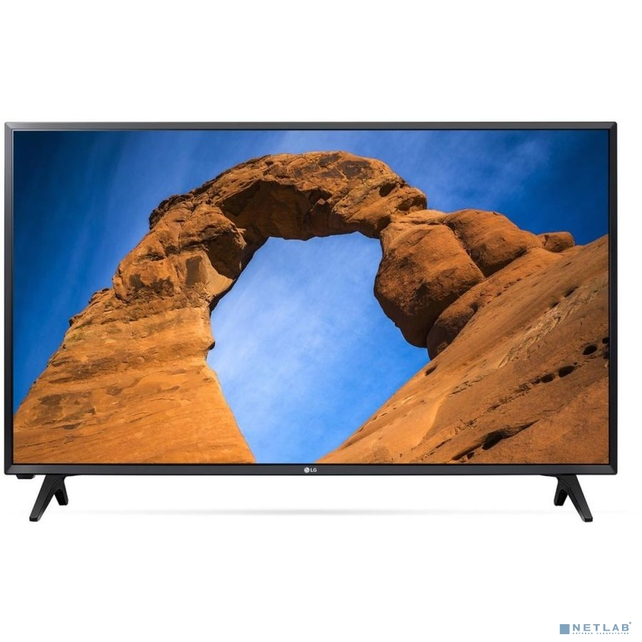 LG 43'' 43LK5000PLA черный/FULL HD/50Hz/DVB-T2/DVB-C/DVB-S2/USB (RUS)
