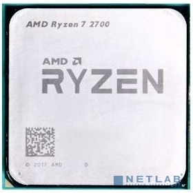 CPU AMD Ryzen 7 2700 OEM {3.2-4.1GHz, 20MB, 65W, AM4}