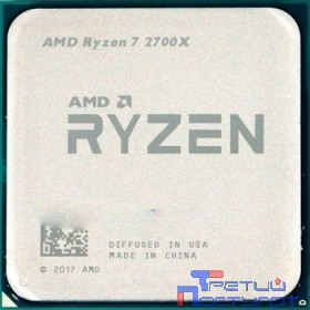 CPU AMD Ryzen 7 2700X OEM {3.7-4.35GHz, 20MB, 105W, AM4}