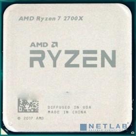 CPU AMD Ryzen 7 2700X OEM {3.7-4.35GHz, 20MB, 105W, AM4}