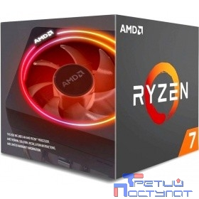 CPU AMD Ryzen 7 2700X BOX {3.7-4.35GHz, 20MB, 105W, AM4, with Wraith Prism cooler}