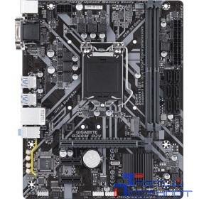 Gigabyte GA-B360M D2V RTL {S1151, B360, 2*DDR4, PCI-E16x, PCI-E1x, D-Sub, HDMI, SATA III, M.2, GB Lan, USB 3.1, microATX}
