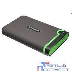 Transcend Portable HDD 1Tb StoreJet TS1TSJ25M3S {USB 3.0, 2.5