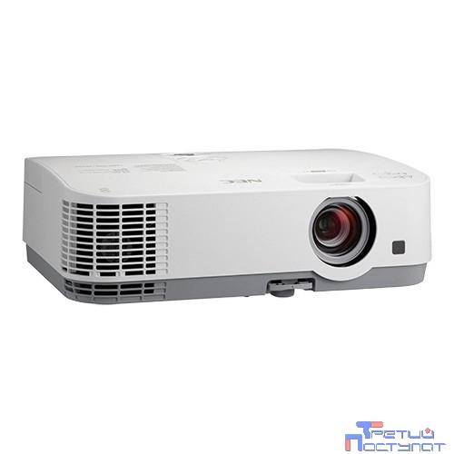 NEC ME401X {LCDx3, 1024x768, 4000 люмен, 12000:1, D-Sub, HDMI}